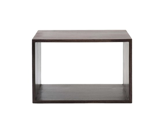 Box System Sirka Grey - L by Mater   Side tables