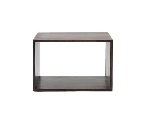 Box System Sirka Grey - M by Mater | Side tables