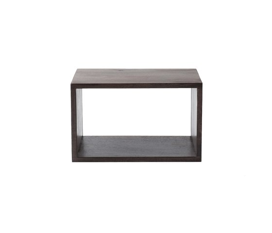 Box System Sirka Grey - S by Mater | Side tables