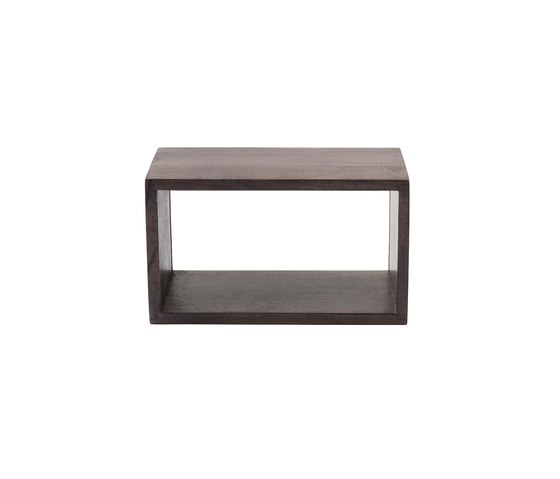 Box System Sirka Grey - XS by Mater | Side tables