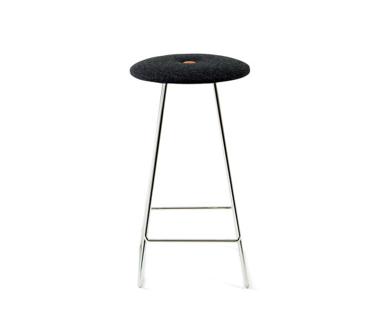 Time Bar Stool by House of Finn Juhl - Onecollection   Bar stools