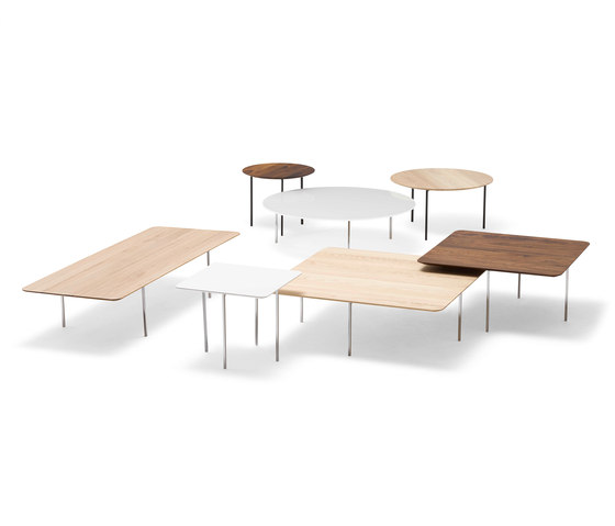 Sting side tables de COR | Mesas de centro