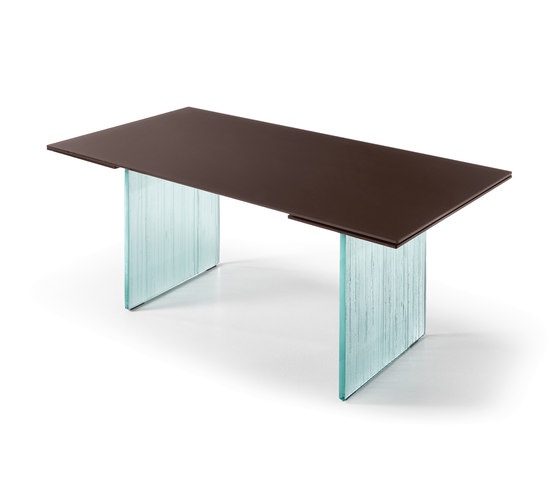 WAVES table de Fiam Italia | Tables de repas