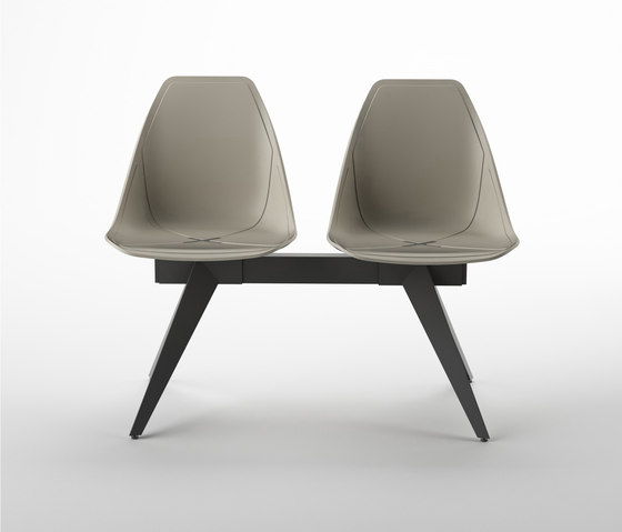 X Beam Bench by ALMA Design | Benches