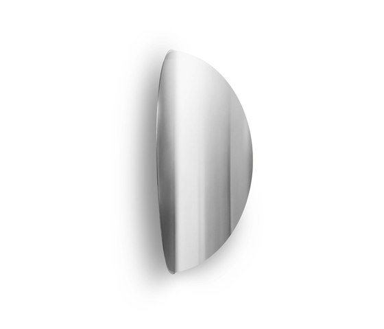 Imago Mirror Object - Stainless Steel by Mater | Mirrors