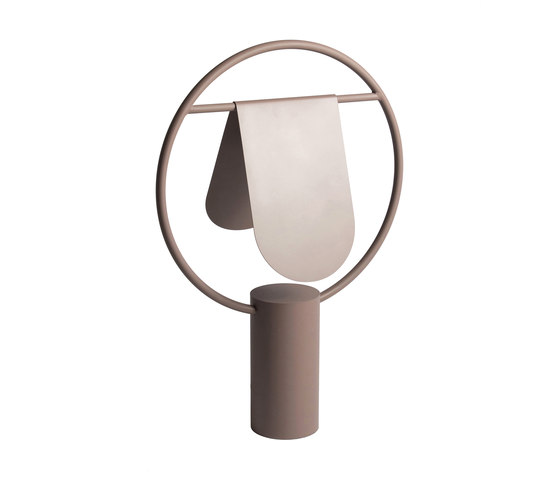 Table lamp Anae, old pink by Hartô | Table lights