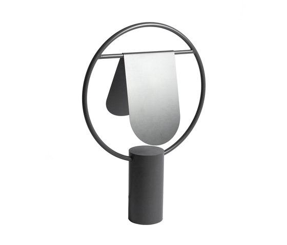 Table lamp Anae, slate grey von Hartô   Tischleuchten