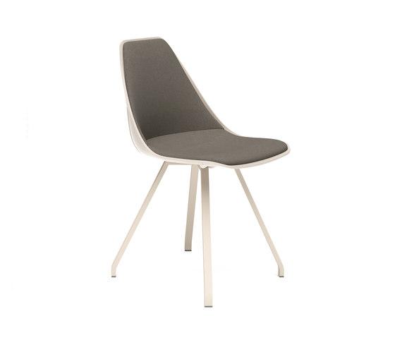 X Spider Soft Chair de ALMA Design | Sillas