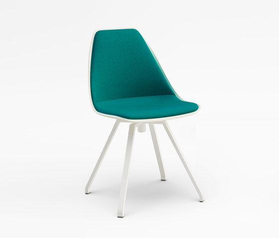 X Spider Soft Chair by ALMA Design | Chairs