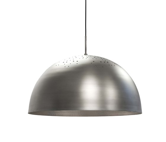 Shade Light Pendant - Ø60 - Alu by Mater | Suspended lights