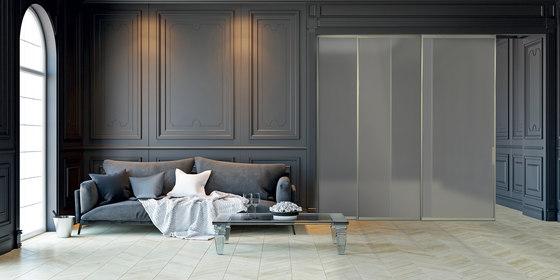 i-Frame Coulissante Porte | Rombi de Casali | Portes intérieures