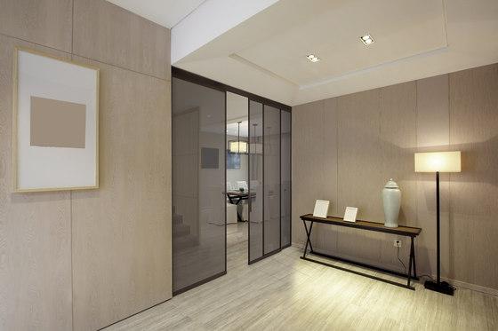 i-Frame Sliding Door | Spinato by Casali | Internal doors