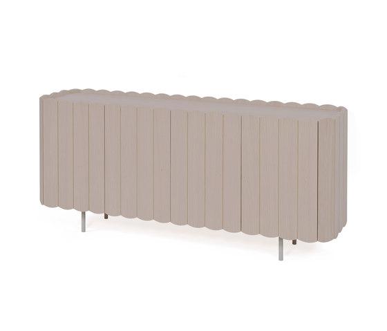 Sideboard Cesar 160cm, light grey de Hartô | Aparadores