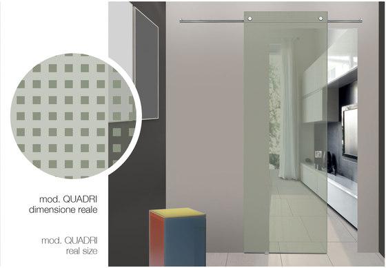 Sliding Door | Quadri by Casali | Internal doors
