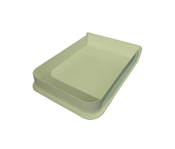 A4 Box Charlie, pastel green by Hartô | Storage boxes