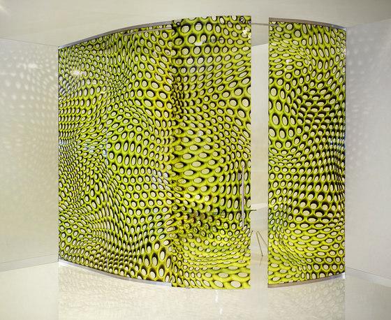 Inspiration Design | Structure de Casali | Sistemas arquitectónicos fonoabsorbentes