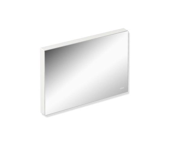 Wall plate cover for mounting plate chrome | 900.51.00240 di HEWI | Sedute doccia