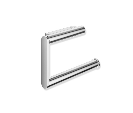 Toilet roll holder chrome | 900.21.00040 de HEWI | Portarollos