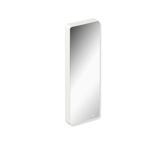 Mounting plate with cover  chrome | 900.50.00340 di HEWI | Maniglioni bagno