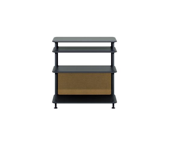 Montana Free (200000) | a freestanding shelving system by Montana Furniture | Shelving