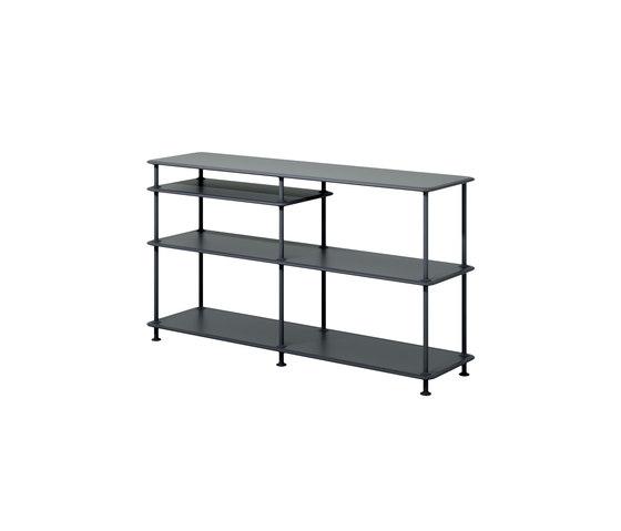 Montana Free (220000) | Freestanding shelf by Montana Furniture | Shelving
