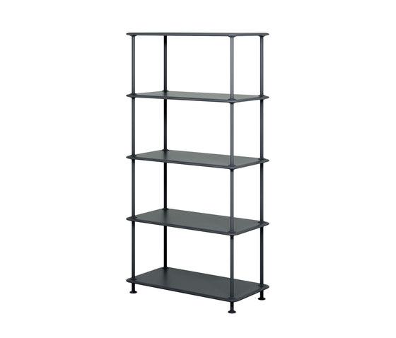 Montana Free (400000) | Tall, narrow shelving system by Montana Furniture | Shelving
