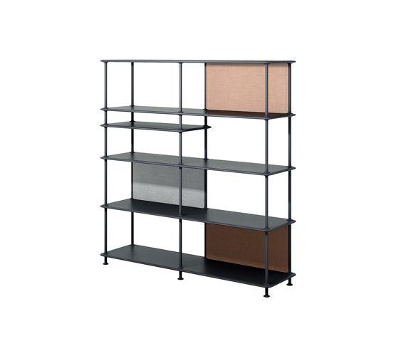 Montana Free (440000) | Shelf with a simple design by Montana Furniture | Shelving