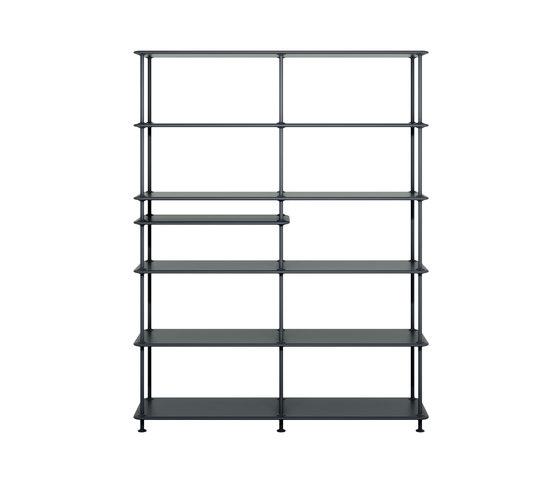 Montana Free (550000) | Classic freestanding shelving system by Montana Furniture | Shelving