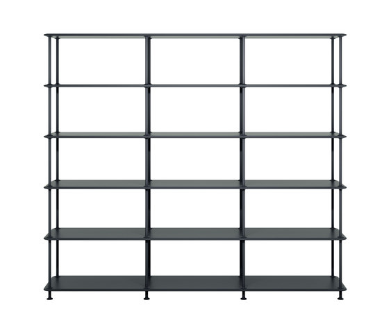 Montana Free (555000) | Large shelf and room divider de Montana Furniture | Estantería