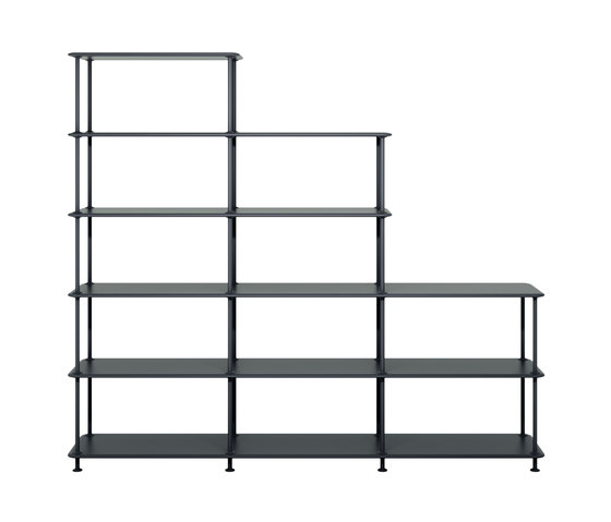 Montana Free (542000) | Shelf with varying heights by Montana Furniture | Shelving