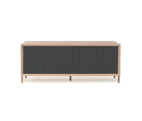 Gabin sideboard 122cm, slate grey by Hartô | Sideboards