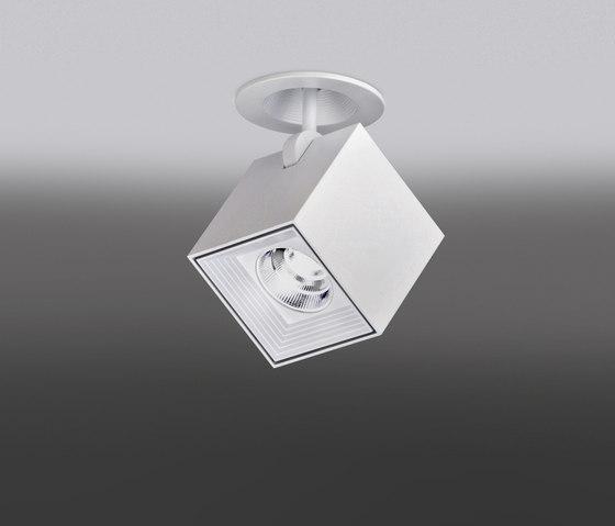 Dau Spot LED 6565 de Milán Iluminación | Plafonniers encastrés