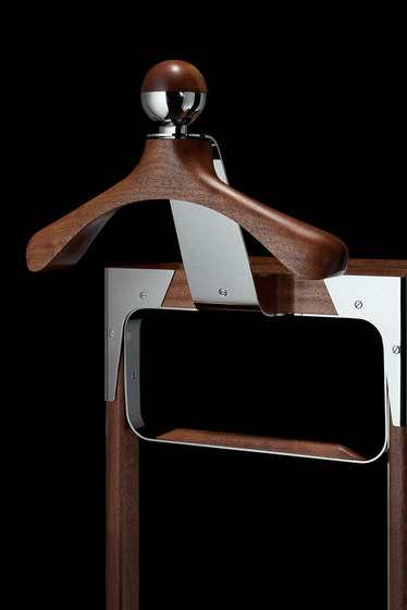 The Classical Valet Stand SS by Honorific | Clothes racks