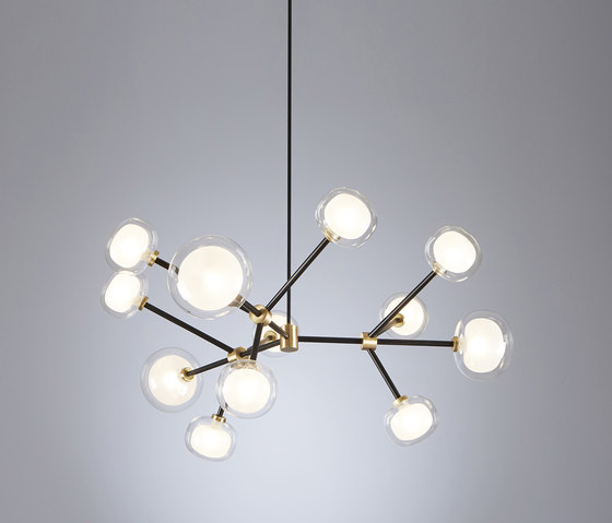 Nabila by Tooy | Suspended lights