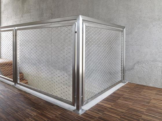 Frames di Jakob | Tele metallo