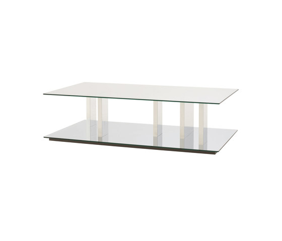 Alleluia | Rectangular Occasional Table by Ligne Roset | Coffee tables