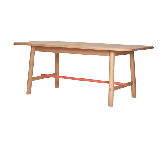Table Helene, coral by Hartô | Dining tables