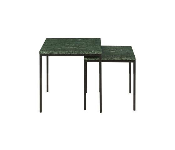 Amadora | Beistelltisch Kleines Modell Verde von Ligne Roset | Beistelltische