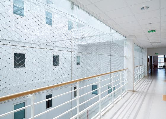 Safety nets de Jakob | Mallas metálicas