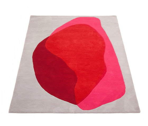 Carpet Jane, red by Hartô | Rugs