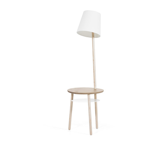 Table lamp Josette, white by Hartô | Side tables