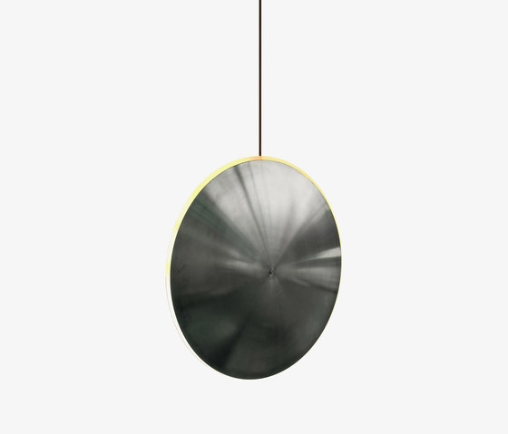 Dish 17v pendant steel by Graypants | Suspended lights