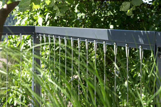 Railing fillings by Jakob | Balustrades