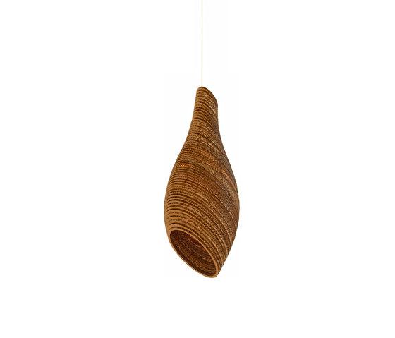 Nest24 Natural pendant- E27 2M cord von Graypants | Pendelleuchten
