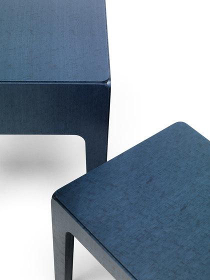 Wood side table low de Eponimo | Mesas auxiliares