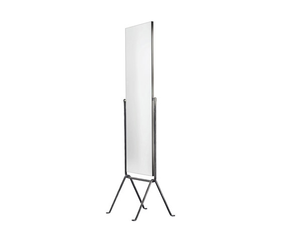 Officina Double sided floor mirror by Magis | Mirrors