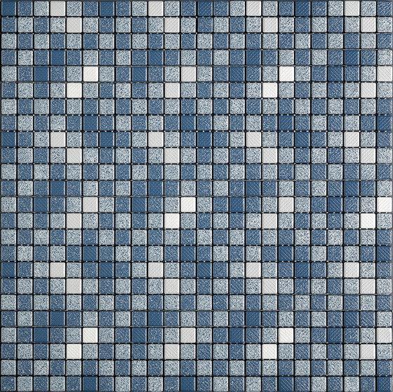 Decori  Denim Ondulato 002 de Appiani | Mosaicos de cerámica