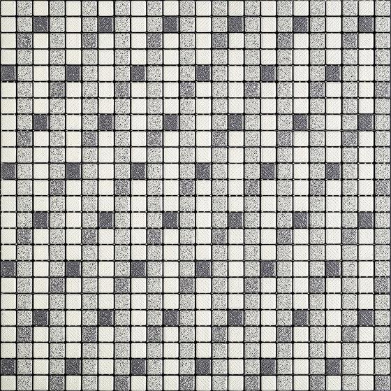 Decori  Denim Sfilato 001 Pattern de Appiani | Mosaicos de cerámica