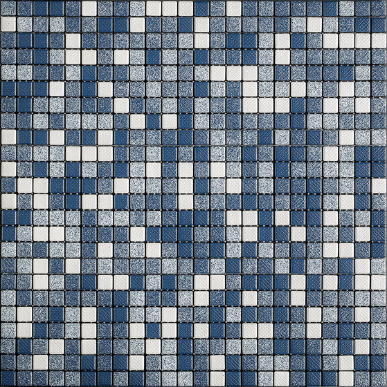 Mix Denim Avio X DEN 402 by Appiani | Ceramic mosaics