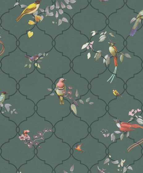 Haiku by Christian Fischbacher | Wall coverings / wallpapers